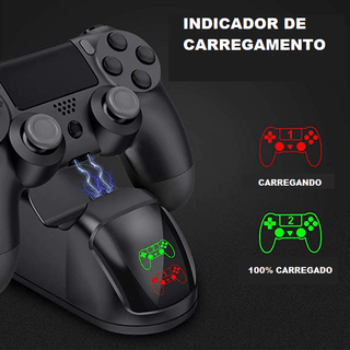 Carregador PS4