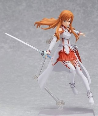 Action Figure Asuna na internet