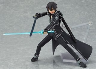Imagem do Action Figure Kirito