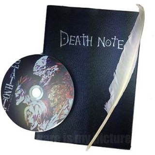 Kit Death Note + Pena + CD