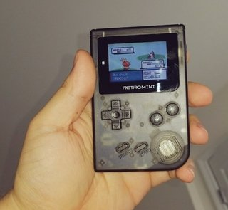 RetroMini Game Boy Advance