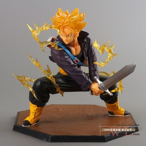 Action Figure Trunks
