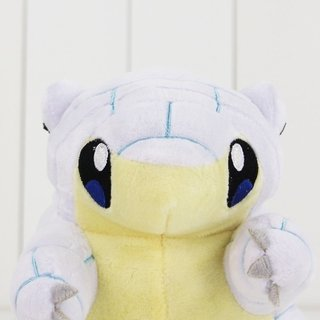 Pelúcia Sandshrew Alola Form - Pokeshop