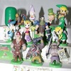 Kit Personagens Legend of Zelda na internet