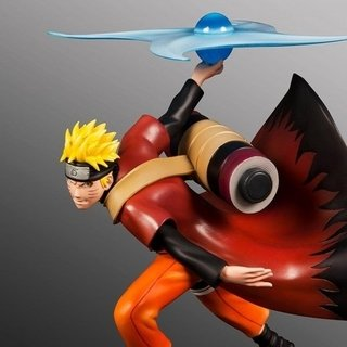 Action Figure Naruto Sage