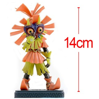 Action Figure Skull Kid - Legend of Zelda na internet