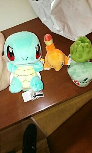 Pelúcia Squirtle - Pokeshop
