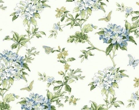 PAPEL DE PAREDE WAVERLY COTTAGE ER8216