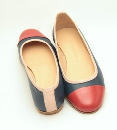 Ballerina Praga Blue/Red en internet