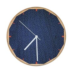 "RELOJ- Wood in time ""Confetti"" - comprar online"