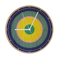 "RELOJ- Wood in time ""Concentric"" - comprar online"