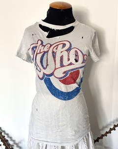 Camiseta The Who - comprar online