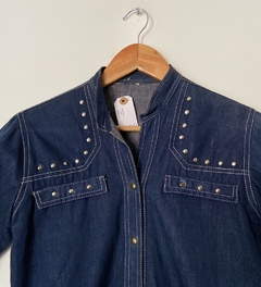 Camisa Western Denim na internet