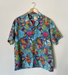 Camisa Fundo do Mar - comprar online