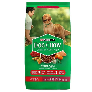 Dog Chow Adulto  Raza Mediana & Grande