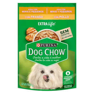 Pouch Dog Chow