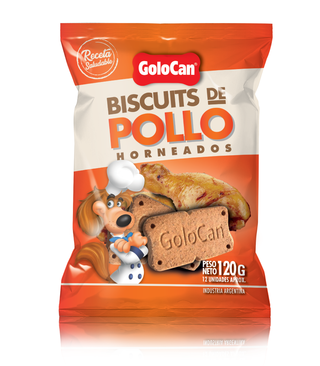 Golocan Biscuits de pollo