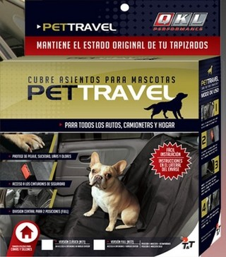 Cubre Asientos Pet Travel Full