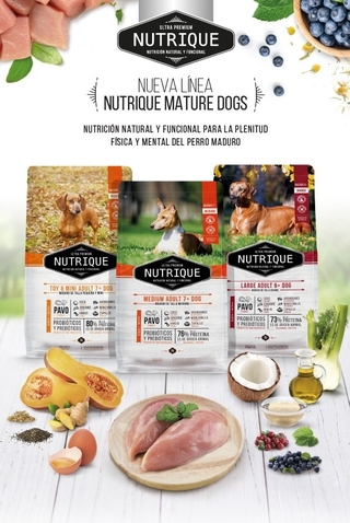 Nutrique Medium mature +7 años