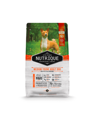 Nutrique Medium Young Adult Dog