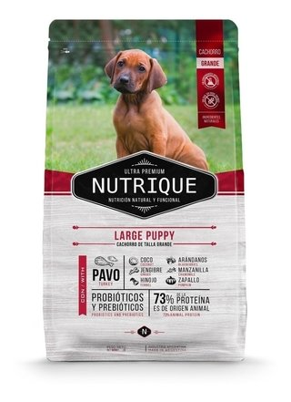 Nutrique Large Puppy Dog