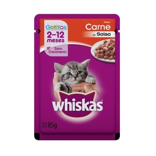 Pouch Whiskas