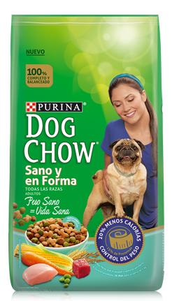 Dog Chow Sano y en Forma (Reduced  Calorie)