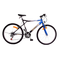Bicicleta Mountain Bike Rodado 26 - Futura 5176