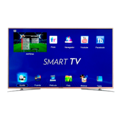Smart Tv Led Full Hd 49 Ken Brown | KB-49-2280