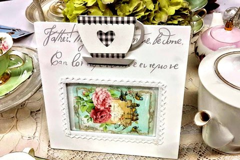 PORTA RETRATOS SHABBY CHIC- Ideal Numero de Mesa en internet