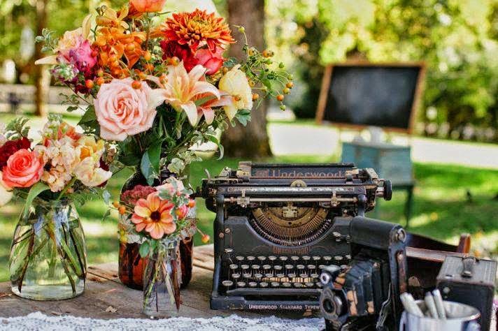 Resultado de imagen de maquinas de escribir vintage
