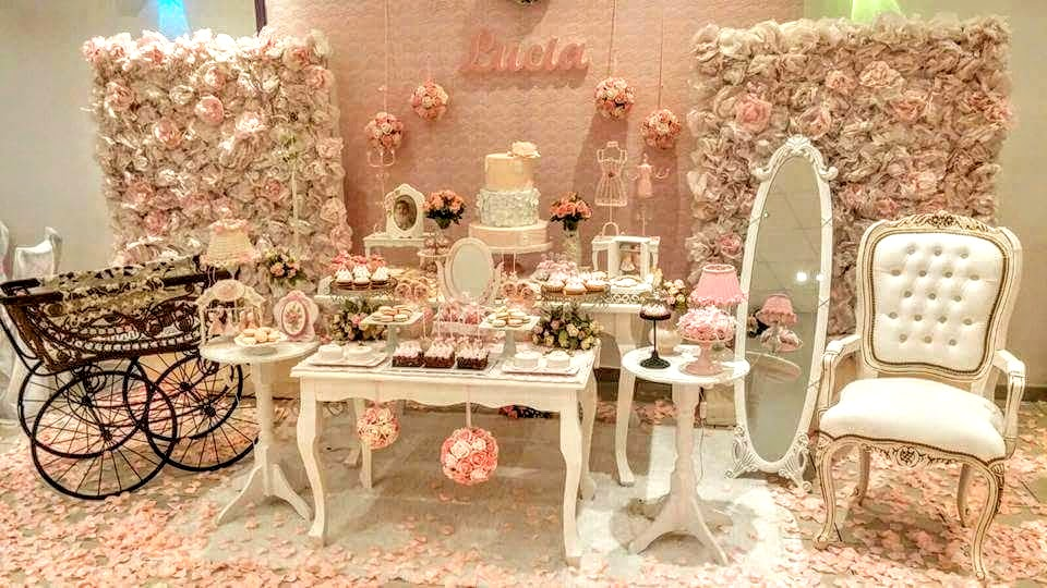 ALQUILER DECORACION CANDY BAR- mesas candy bar