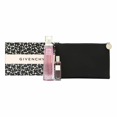 Live Irresistible Blossom Crush EDT 75 ml + EDT 15 ml + Pouch - Eau de Toilette