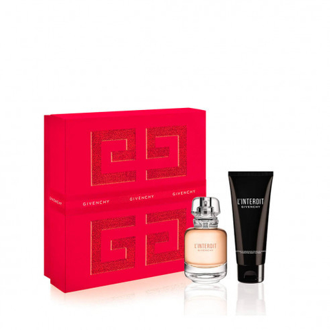 L´Interdid EDt 50 ml + Body Lotion 75 ml - Eau de Toilette