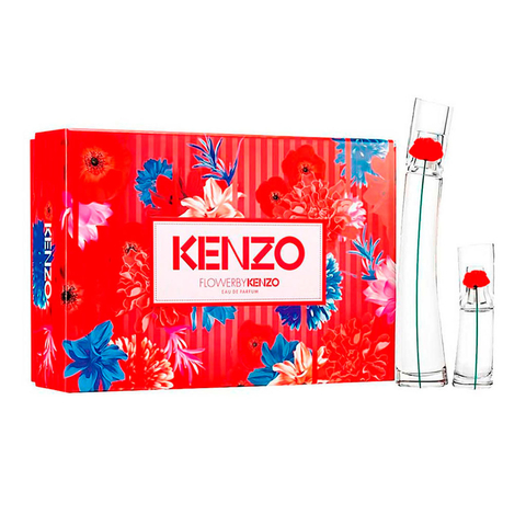 Flower By Kenzo EDP 50 ml + EDP 15 ml - Eau de Parfum