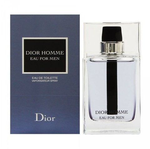 Dior Homme Eau For Men - Eau de Toilette