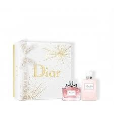 Miss Dior EDP 50 ml + Body Lotion 75 ml - Eau de Parfum