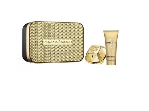 Lady Million Edp 80 ml + Body Lotion 100 ml - Eau de Parfum