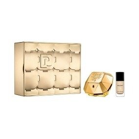 Lady Million Edp 80 ml + Esmalte uñas 9 ml - Eau de Parfum