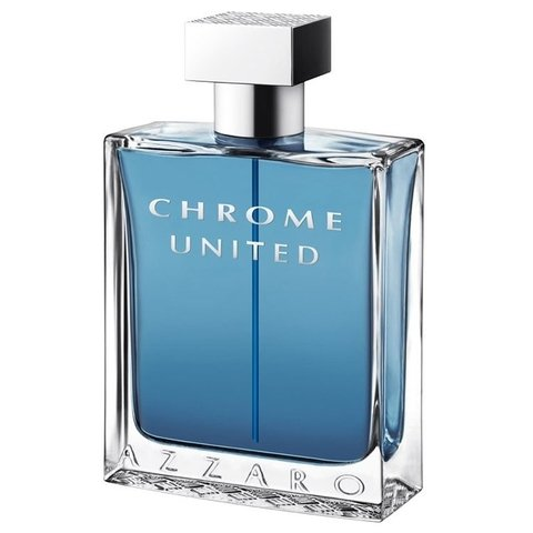 Chrome United - Eau de Toilette - celesteperfumerias