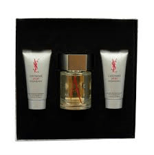 YSL L'Homme Sport - Eau de Toilette 100 ml + Shower Gel 50 ml + After Shav