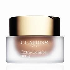 Clarins Extra - Comfort Anti - Ageing Foundation 109 wheat spf15 - Fluido