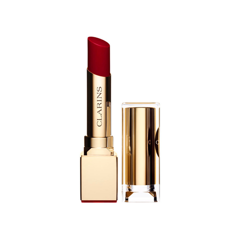 Clarins Rouge Eclat Couleur Satin Soin Anti Age 20 - Barra