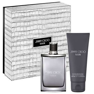 Jimmy Choo Man EDT 50ml + Shower Gel 100ml - Eau de Toilette