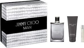Jimmy Choo Man Edt 100 ml + Edt 7,5 ml + After Shave 100 ml   - Eau de toilette