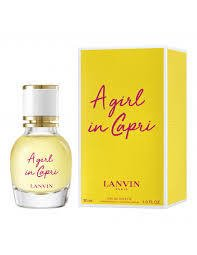 Lanvin A Girl In Capri EDT - Eau de Toilette