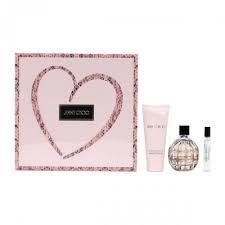 Jimmy Choo EDP 100 ml + EDP 7,5 ml + Body lotion 100 ml - Eau de Parfum