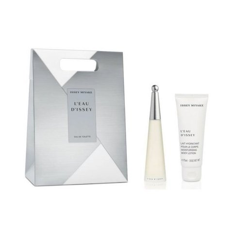 L´Eau D´Issey Edt 25 ml + Body Lotion 75 ml - Eau de Toilette