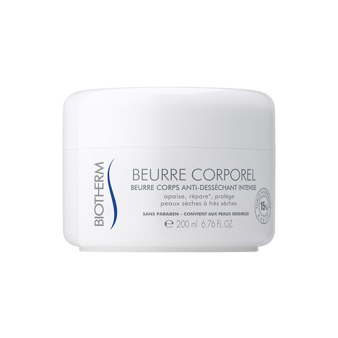 Beurre Corporel - Beurre corps Anti Dessechant Intense - Cream