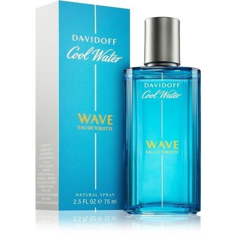 Cool Water Wave Men - Eau de toilette